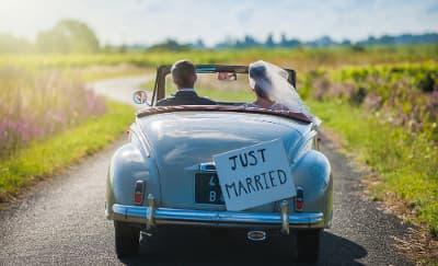 Resolusi Tahun Baru untuk Pasangan yang Baru Menikah