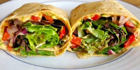 Resep: Sandwich Mudah Rendah Kalori