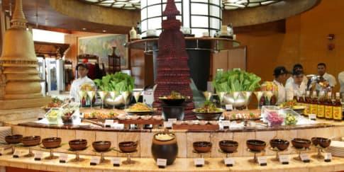 Sensasi Kuliner Khas Thailand di Asia Restaurant