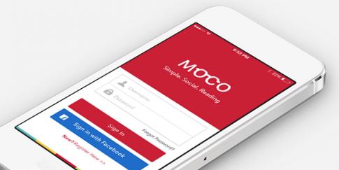 MOCO Aplikasi Social Reading Pertama di Indonesia