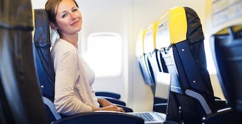 Cara Mengatasi Tekanan Udara di Pesawat