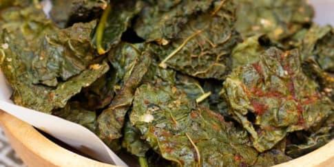 10 Jenis Kale Chips dan Cara Membuatnya