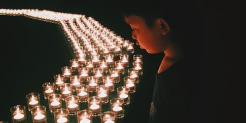 2600 Lilin Dinyalakan Hotel Shangri-La Jakarta Selama Earth Hour
