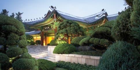 Profil Venue: Hotel Shilla Seoul