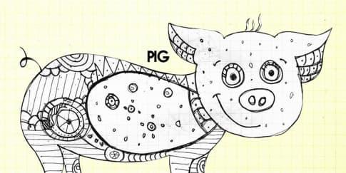 Peruntungan Shio Babi di Tahun Ayam