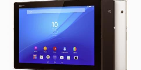 Sony Luncurkan Tablet Terbaru Xperia Z4