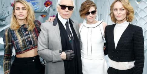 Kristen Stewart, Didaulat Dua Kali untuk Kampanye Chanel