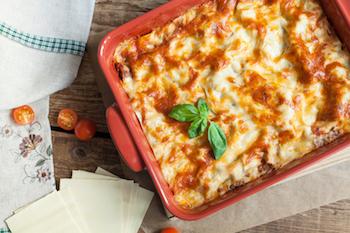 Cara Membuat Lasagna Vegetarian