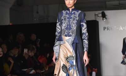 Denny Wirawan Akhirnya Tampil di Panggung New York Fashion Week