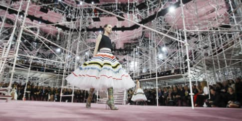 We Love: Dior Couture Spring Summer 2015
