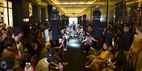 Passport to Style, Pagelaran Fashion Satu Malam Penuh