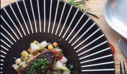 Cara Memasak Foie Gras ala Chef Revo