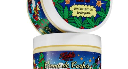 Holiday Wish List: Kiehl's x Jeremyville Collection