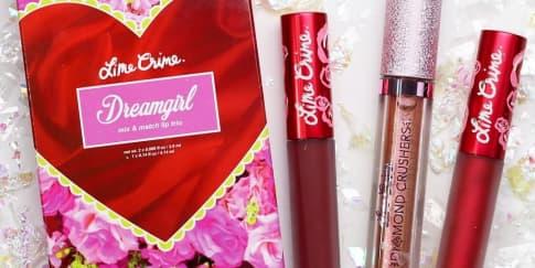 Lime Crime Hadirkan Lipstik Cair Edisi Valentine