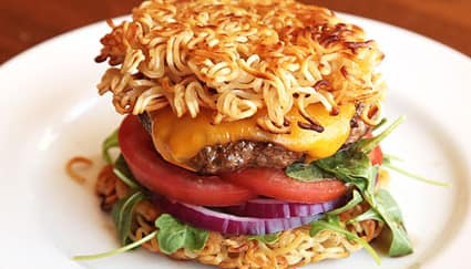 The New Foodie Frenzy: Ramen Burger