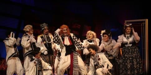 Teater Koma Persembahkan Lakon Klasik Asal Rusia