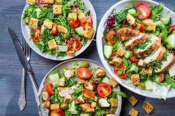 Jenis Salad Sehat dari Seluruh Dunia
