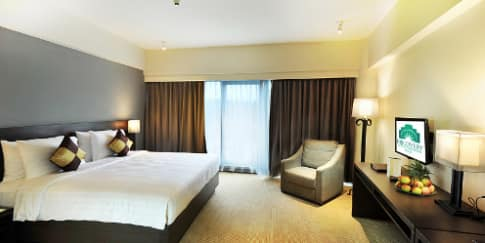 Hadirnya Hotel Bergaya Betawi Modern