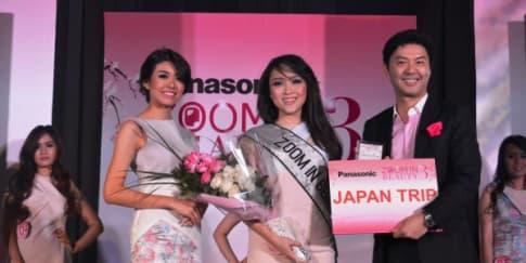 Panasonic Dukung Pengembangan Wanita Muda Melalui Zoom-In Beauty 3
