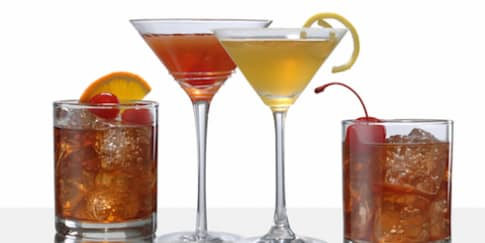 Cara Membuat Cocktail Manhattan