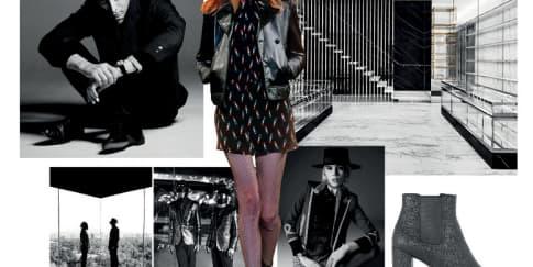 Mengenal Hedi Slimane, Desainer Rumah Mode Saint Laurent