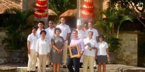 Hotel dengan Penghargaan Tertinggi
