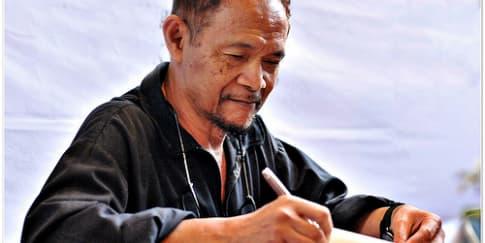 Saksikan Pertunjukan Puisi Goenawan Mohamad