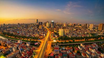 Mengunjungi Kota Hanoi Vietnam