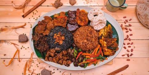Lezatnya Makanan Indonesia di Soulfood