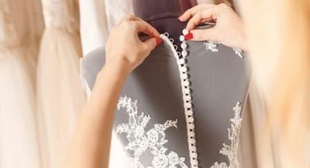 Tips Agar Tak Salah Memilih Gaun Pengantin