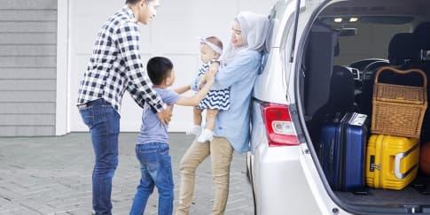 9 Tips Mudik Aman Saat Lebaran dengan Kendaraan Pribadi