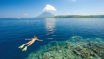 Ide Tempat Wisata di Manado