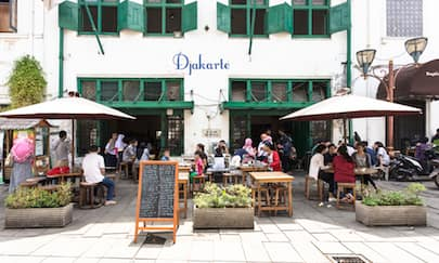 Tempat Foto Instagrammers Paling Hits di Jakarta