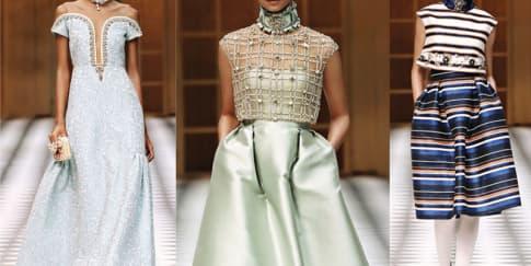 Marie Antoinette Modern di Panggung Sebastian Gunawan