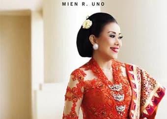 Peluncuran Buku Ke-8 Ibu Mien R. Uno