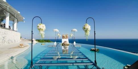 3 Lokasi Pernikahan di Bali yang Bikin Anda Terkejut