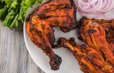 Cara Membuat Ayam Tandoori Makanan Khas India