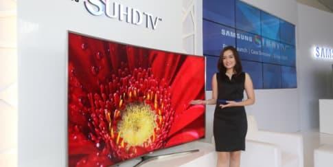 Samsung SUHD TV Hadirkan Pengalaman Menonton Spektakuler