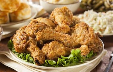 Cara Membuat Ayam Goreng Panggang