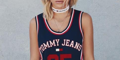 Tommy Hilfiger Luncurkan Koleksi Tommy Jeans