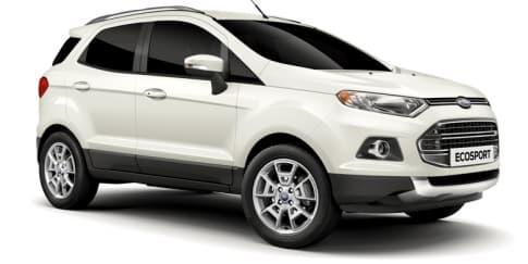 Aman di Jalan Berlubang dengan Ford All-new Ecosport