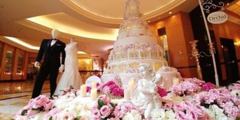 Pameran International Wedding di JW Marriott