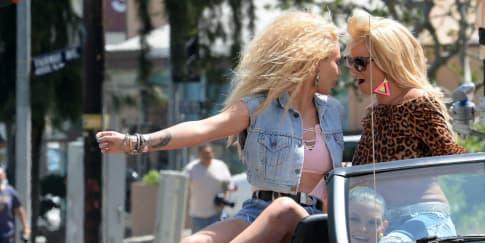 Saksikan Video Terbaru Kolaborasi Britney Spears & Iggy Azalea