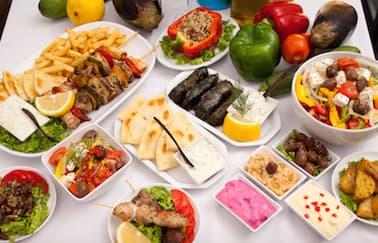 5 Macam Makanan Sehat Khas Yunani yang Harus Dicoba