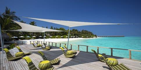 Hotel Mewah Ini Berada di Pulau Terpencil