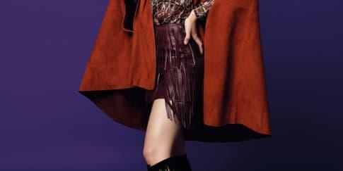 A Chat With Pevita Pearce: Antara Film dan Fashion
