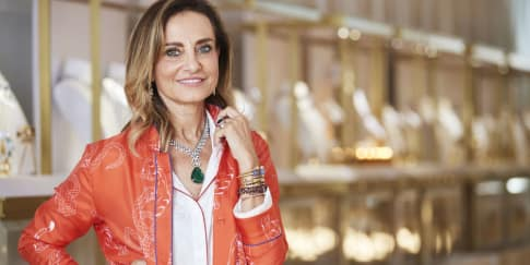 A Chat with Lucia Silvestri: 'Behind a Beautiful Gem'