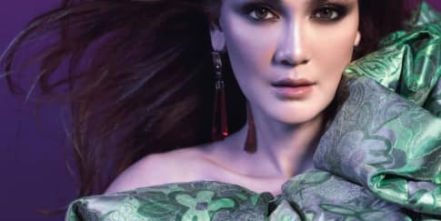 A Chat with Luna Maya: 'Life After the Storm'