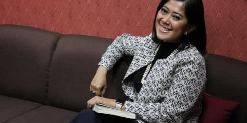 A Chat with Meutya Hafid: Perempuan dan Politik [Bag 1]