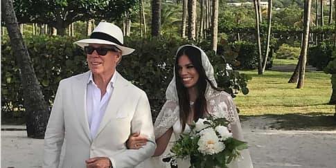 Ally Hilfiger Akhirnya Menikah Dengan Steve Hash